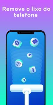 Phone Cleaner - limpeza de celular, Limpar o cache imagem de tela 3