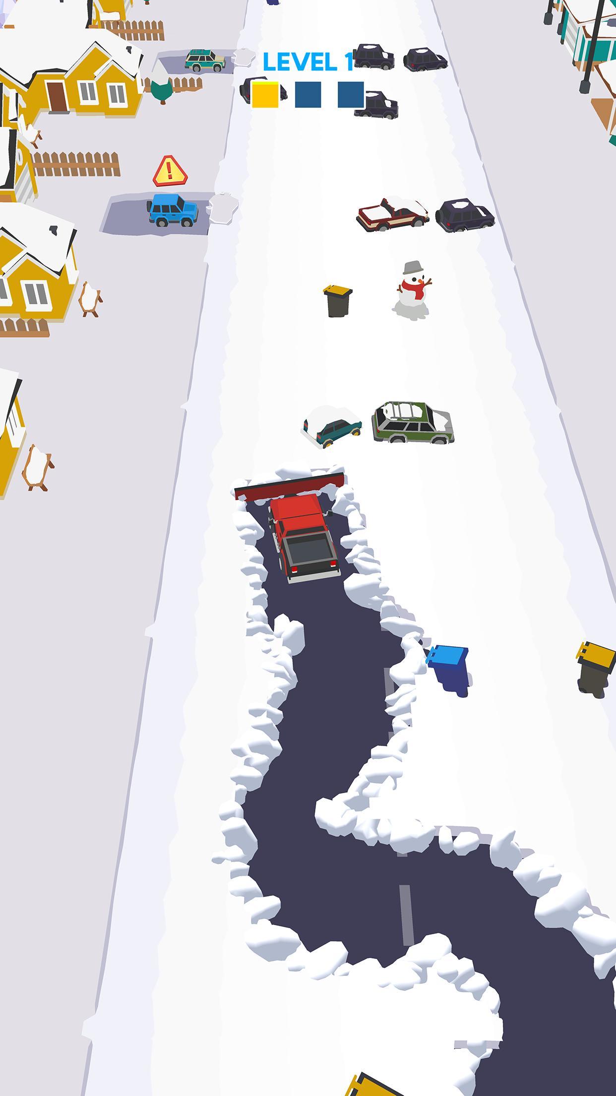 Game free gratis Clean Road
