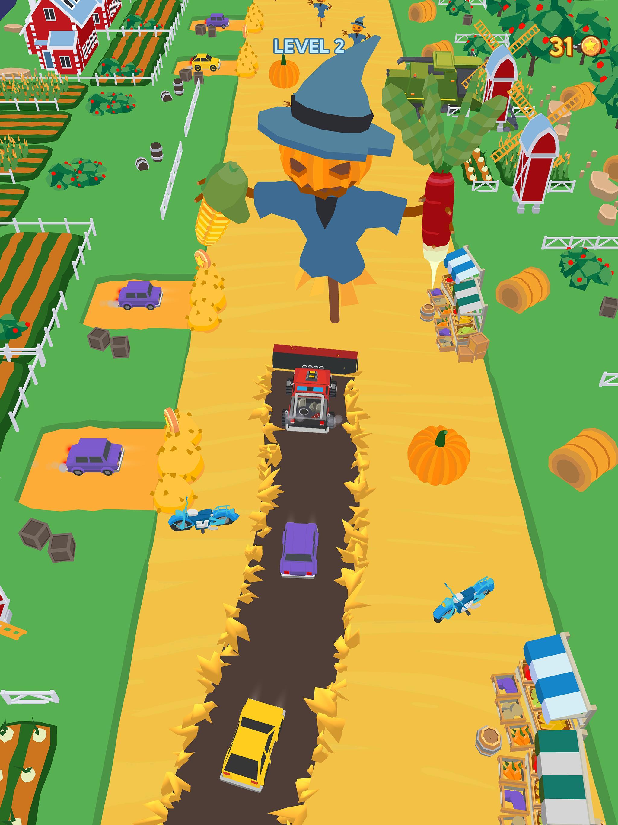 Download game free gratis Clean Road