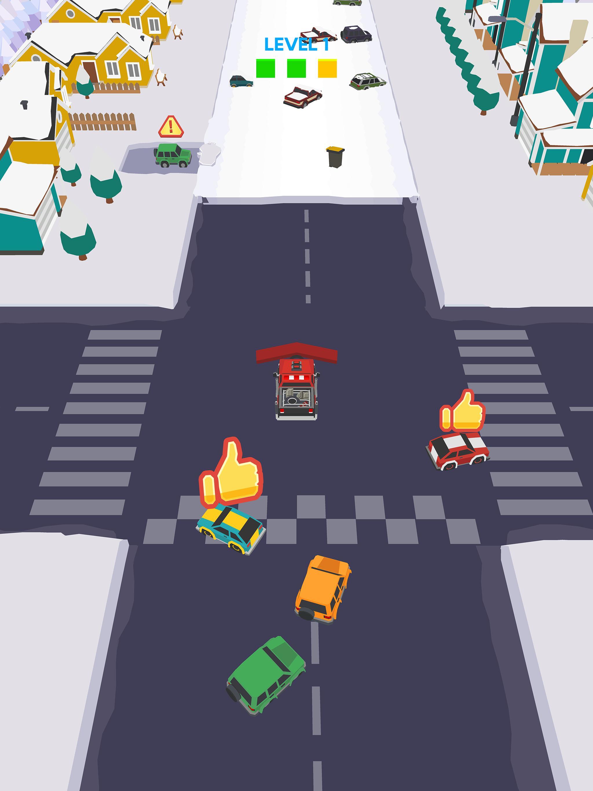Donlot permainan Clean Road