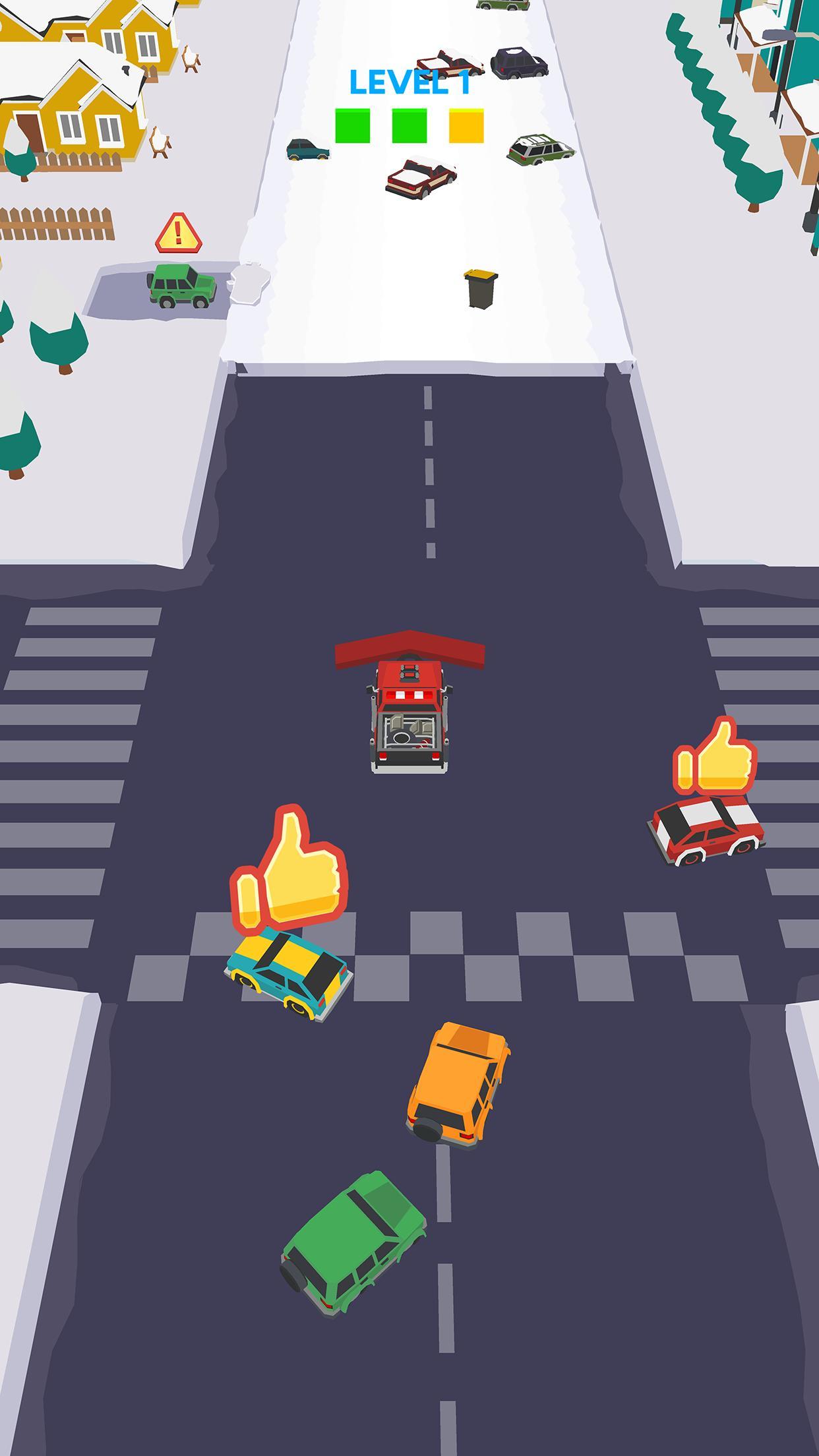 Gim permainan Clean Road