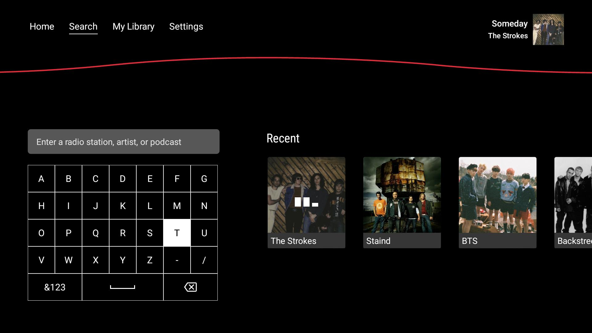 iHeartRadio for Android TV for Android - APK Download