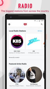 iHeartRadio для Андроид - скачать APK