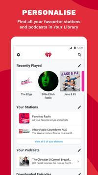 iHeartRadio screenshot 5