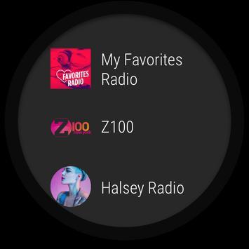 16 Schermata iHeartRadio