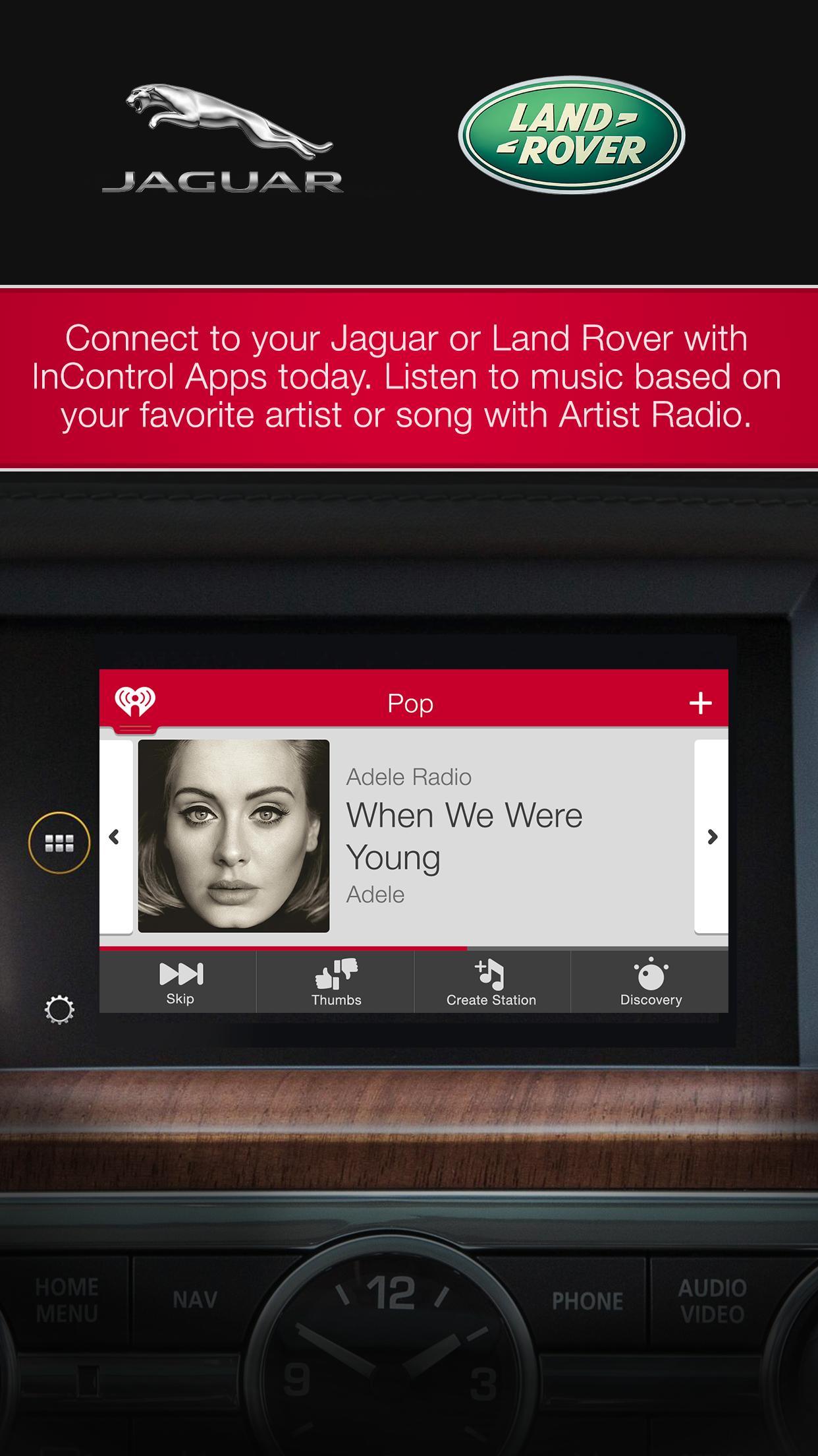 Install Iheartradio App