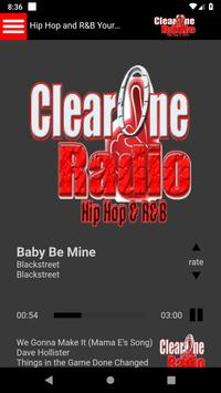Clear One Radio poster