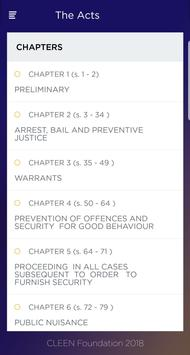 ADMINISTRATION OF CRIMINAL JUSTICE ACT screenshot 1