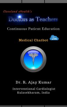 Dr R Ajay Kumar - Patient Education poster