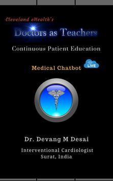 Dr Devang M Desai poster