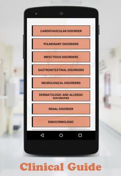 Clinical Guide screenshot 1