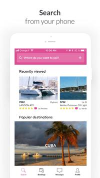 Click&Boat تصوير الشاشة 2