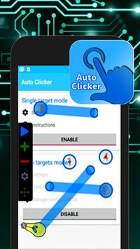Auto Clicker – Automatic Tap Pro screenshot 8