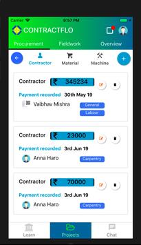 ContractFlo screenshot 2