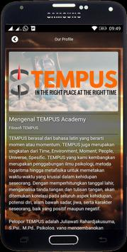 Tempus Academy screenshot 2