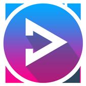 Clip  Video Status icon