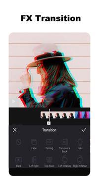 Video Editor & Video Maker, Photo Edits- LoveClip screenshot 3