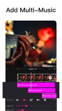 Video Editor & Video Maker, Photo Edits- LoveClip screenshot 2
