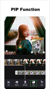 Video Editor & Video Maker, Photo Edits- LoveClip screenshot 6