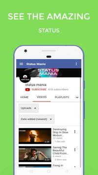 Status Mania screenshot 2
