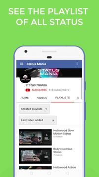 Status Mania screenshot 3