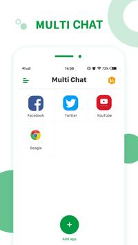 Multi Chat poster