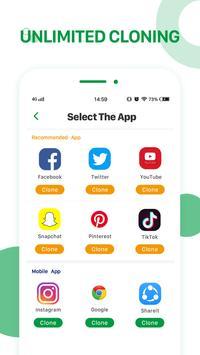 Multi Chat screenshot 1