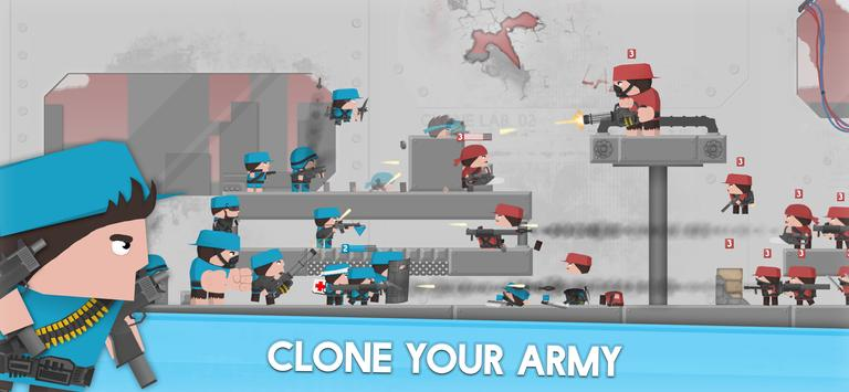 Clone Armies poster