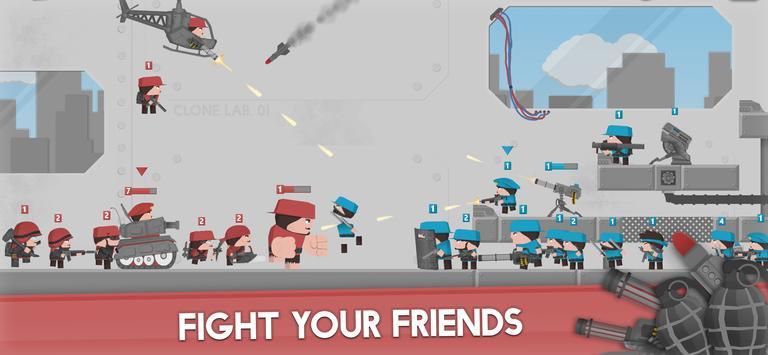 Clone Armies screenshot 3