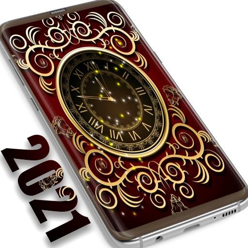 Gold Clock 2021