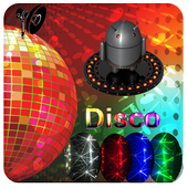 Light Disco Screen Lightning app icon