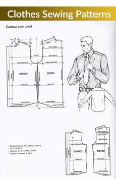 Clothes Sewing Patterns screenshot 3
