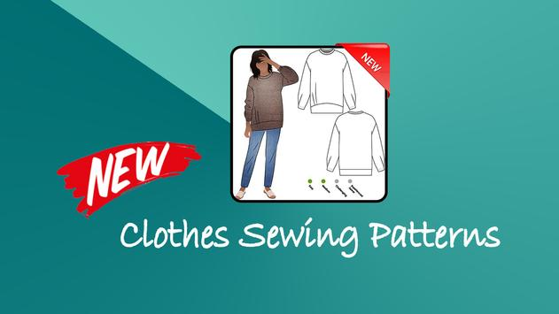 Clothes Sewing Patterns screenshot 6