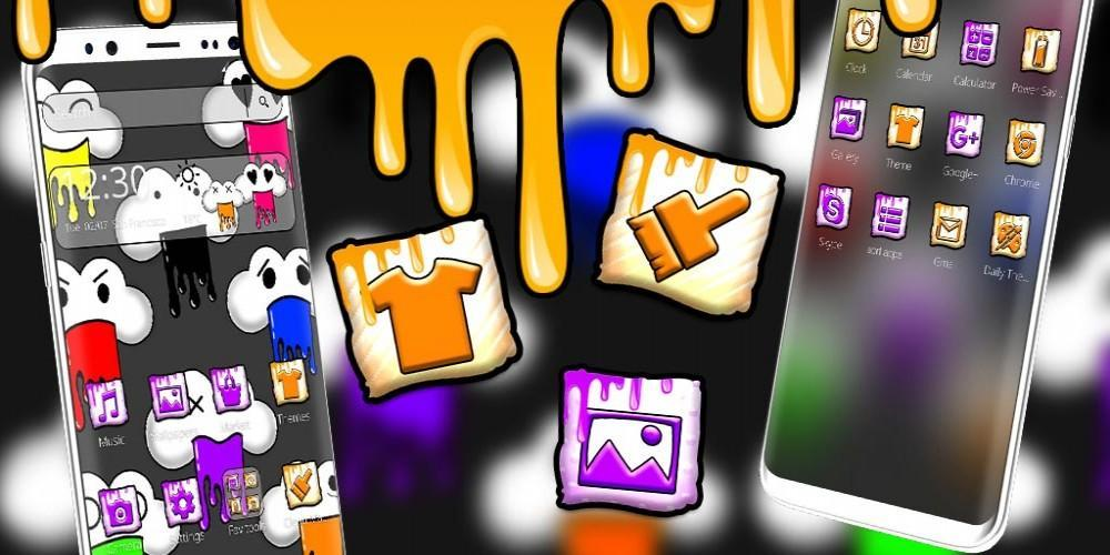 Cloud Emoji Theme for Android - APK Download
