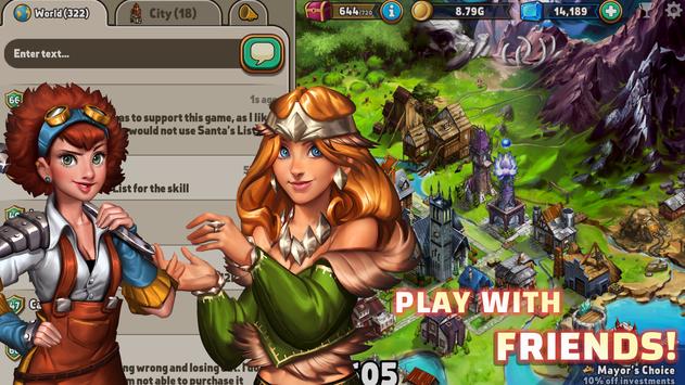 Shop Heroes screenshot 5