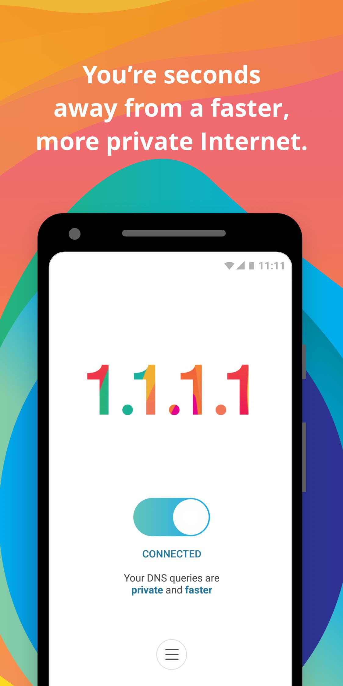 Download aplikasi 1.1.1.1 for android