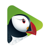 Puffin TV 图标