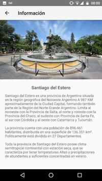 Santiago Turismo screenshot 1