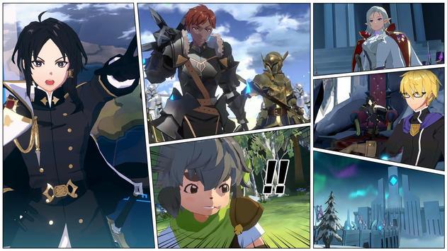 Lord of Heroes captura de pantalla 6