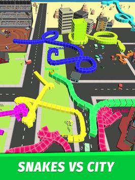 Boas.io Snake vs City screenshot 12