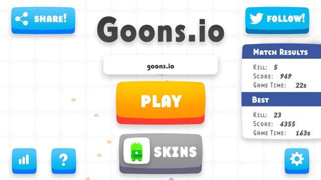 Goons.io Knight Warriors screenshot 6