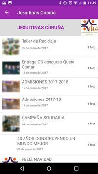 Jesuitinas Coruña screenshot 1