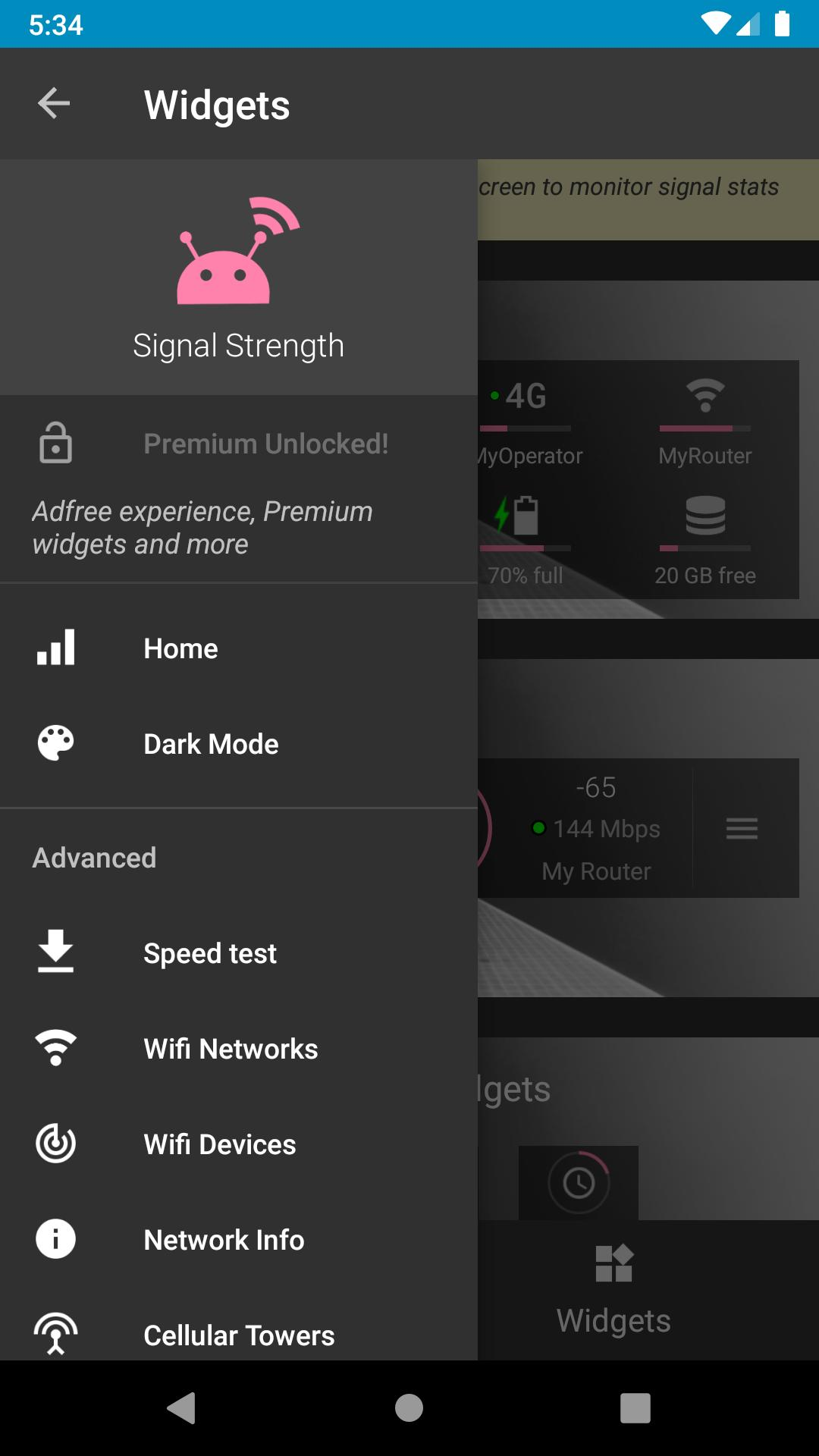 Signal Strength for Android - APK Download