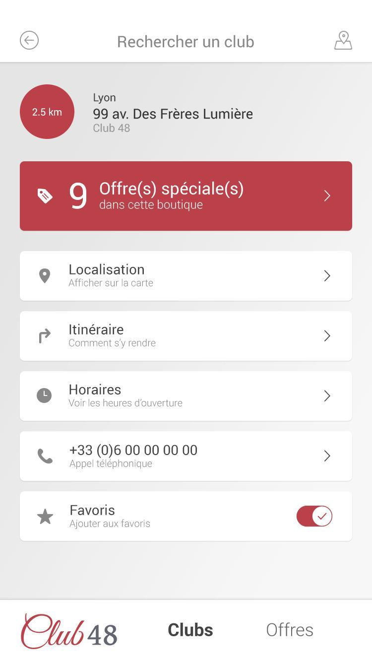 Comment Ajouter Une Lumiere club48 for android - apk download