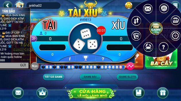Game đánh bài dân gian LÀNG NHÔ screenshot 9