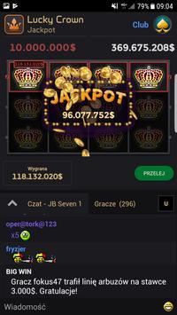 Club™️ Casino - Slot Lucky Crown screenshot 1