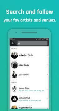 Clubberize screenshot 7
