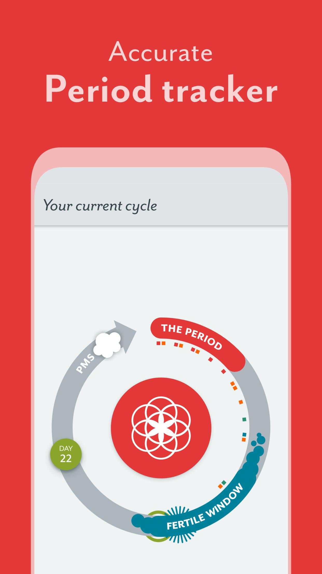 Clue Calendario Menstrual.Period Tracker Clue Ovulation And Cycle Calendar For Android Apk