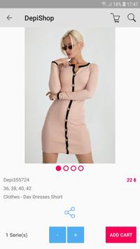 Depi Shop screenshot 3