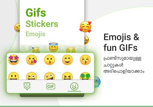 Malayalam Keyboard screenshot 5